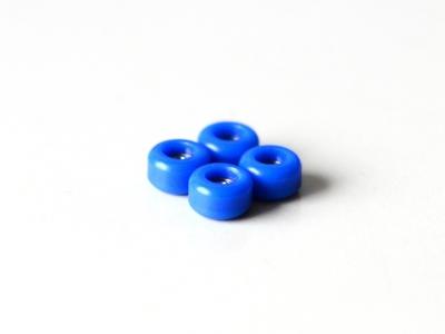 2KR bearing wheels dark blue PRO