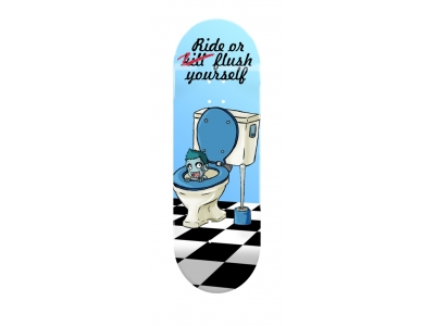 2KR deck TOILET 32 mm