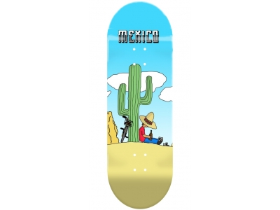 2KR deck MEXICO 33 mm