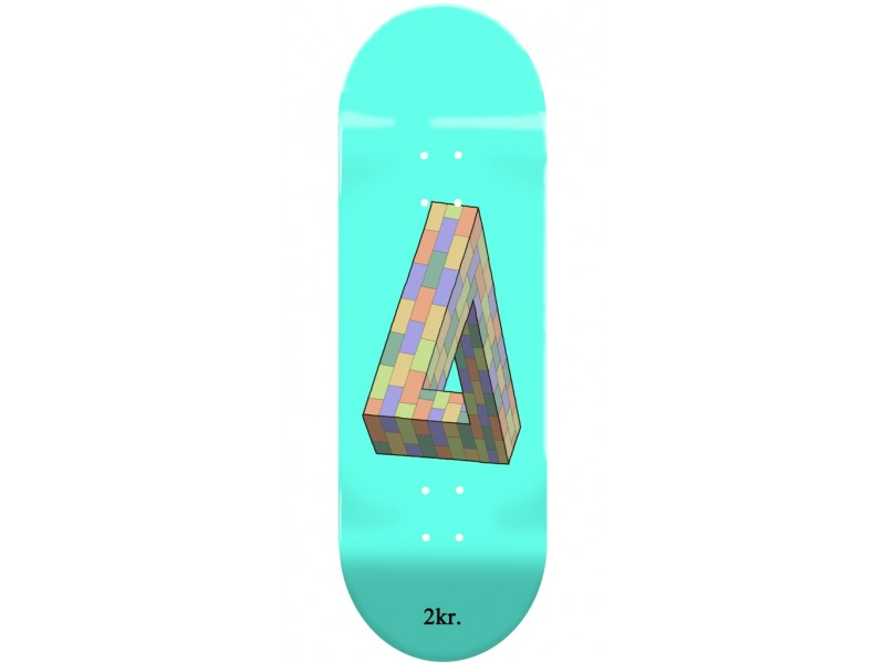 2KR deck TRIANGLE 34 mm